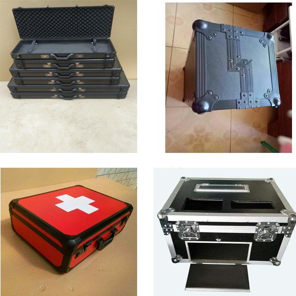 焦作市定制铝合金航空箱定做正天铝箱批发