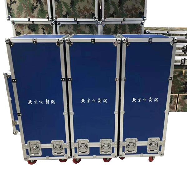 枣阳定制铝合金舞台服装道具灯光箱定做正天铝箱批发