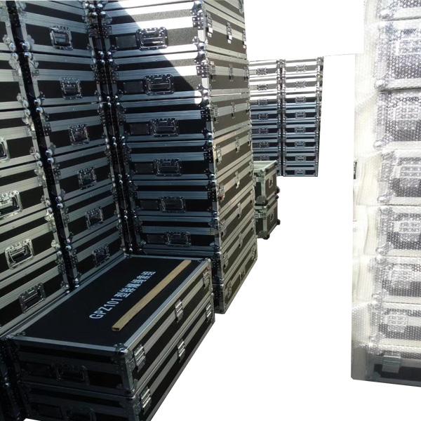 辽源市定制铝合金拉杆箱定做生产厂家正天铝箱