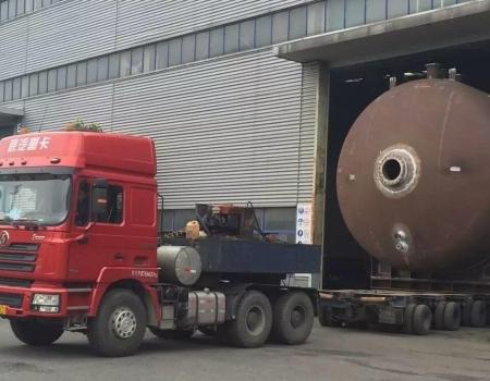 东莞设备到滨州物流专线机器大件公司