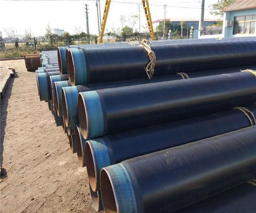 昌都类乌齐环氧煤沥青防腐螺旋钢管现场指导
