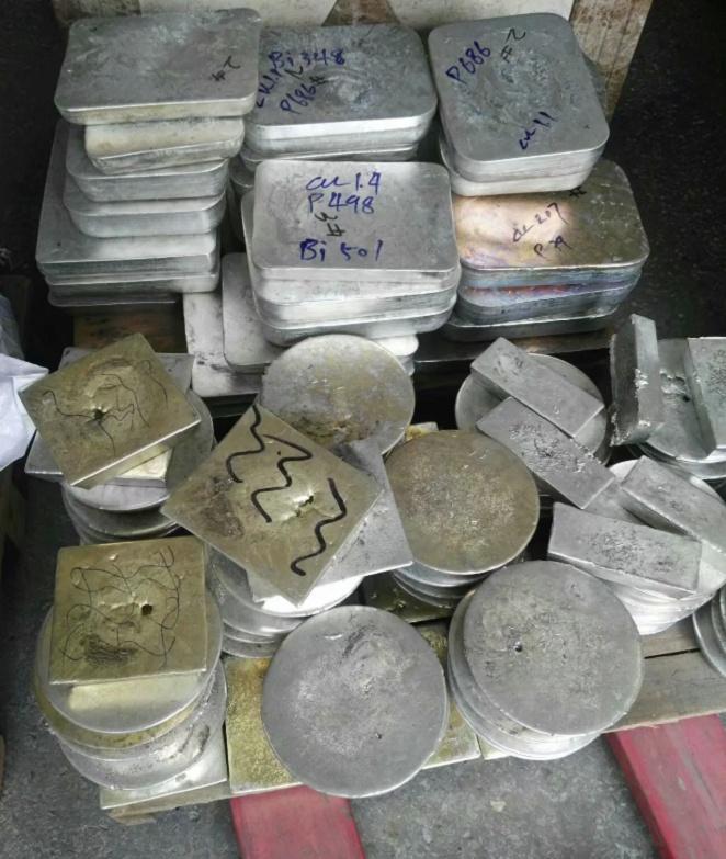 朔州含银锡条回收价格上门回收