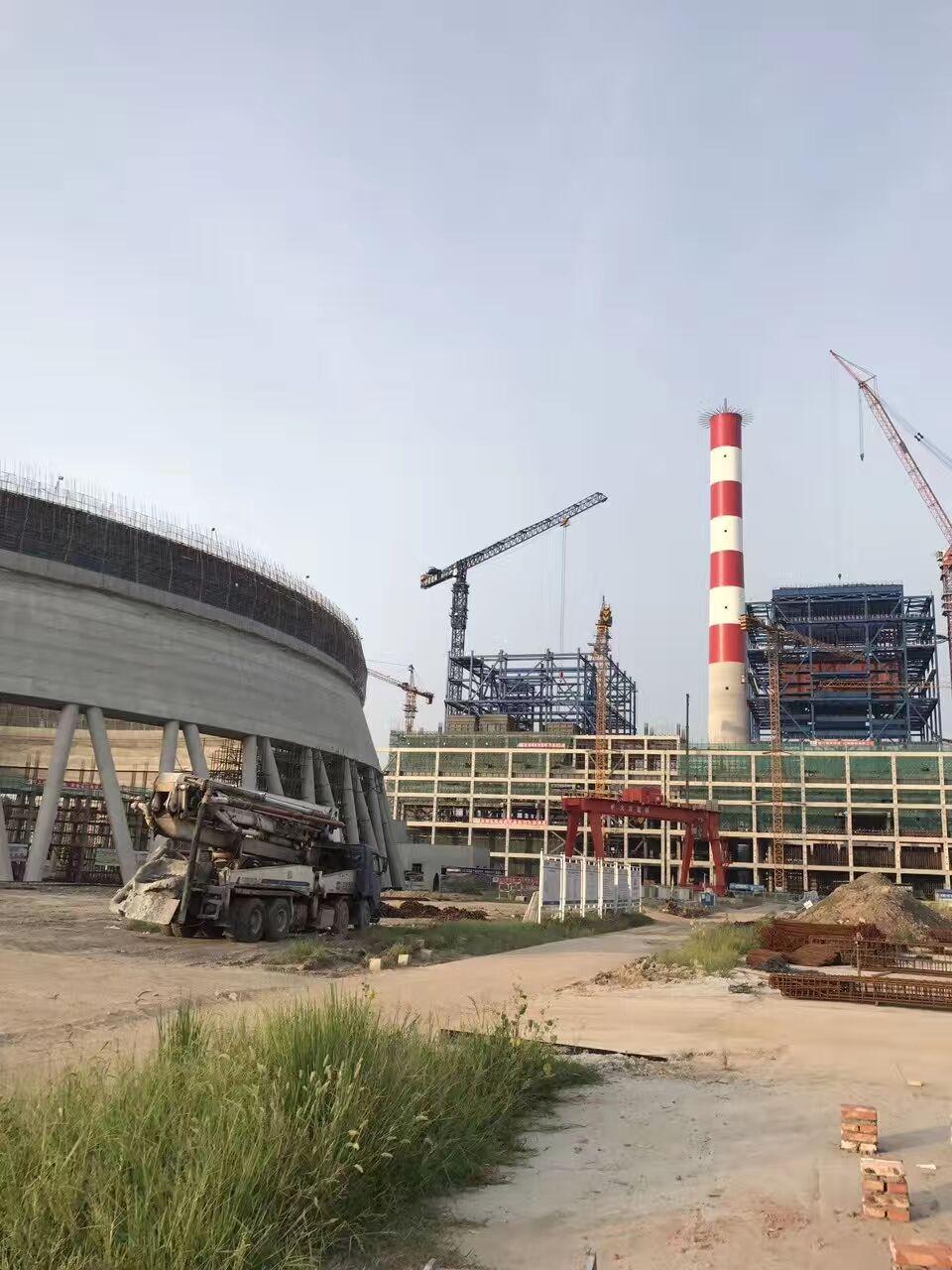 阜新锅炉房烟囱拆除_合理预算 承接工程