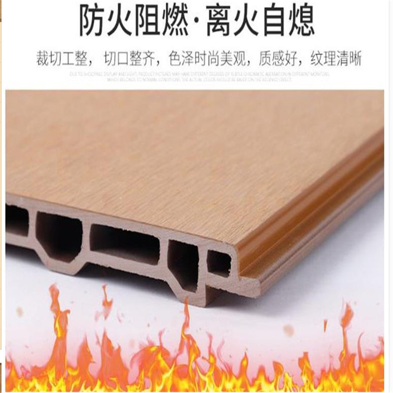 邵阳市邵东县竹木纤维集成墙板批发价格