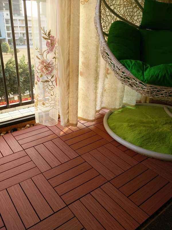 三沙塑木景观地板厂商价格