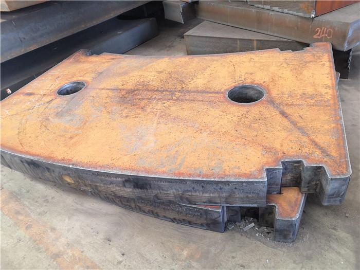 新余Q345R正火钢板切割长条Q460c钢板零切