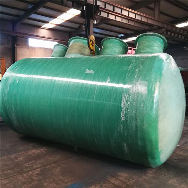 北票玻璃钢污水处理一体化设备,日常洗涤污水处理设备工作原理