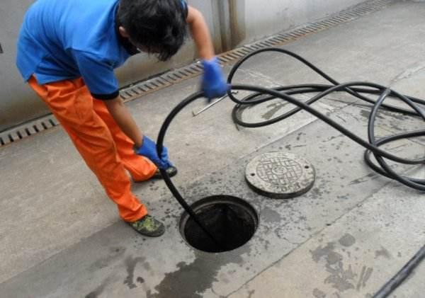 南通崇川市政管道清理收费标准