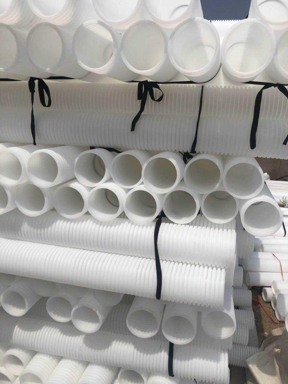 中阳县HDPE大口径双壁波纹管制造商