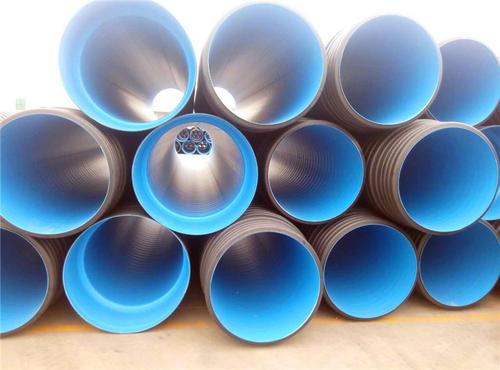 泰州市海陵区HDPE钢带管现货供应