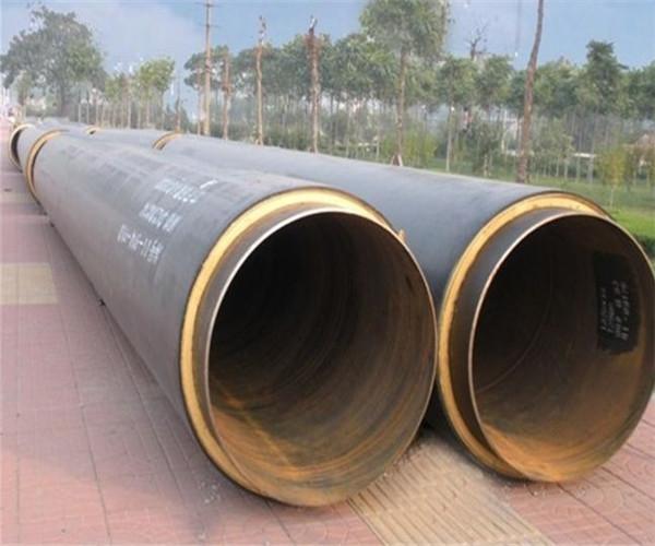 安徽省滁州市黑夹克发泡保温管一米价格