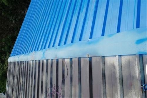 厦门集美彩钢瓦翻新漆漆应用你了解多少?