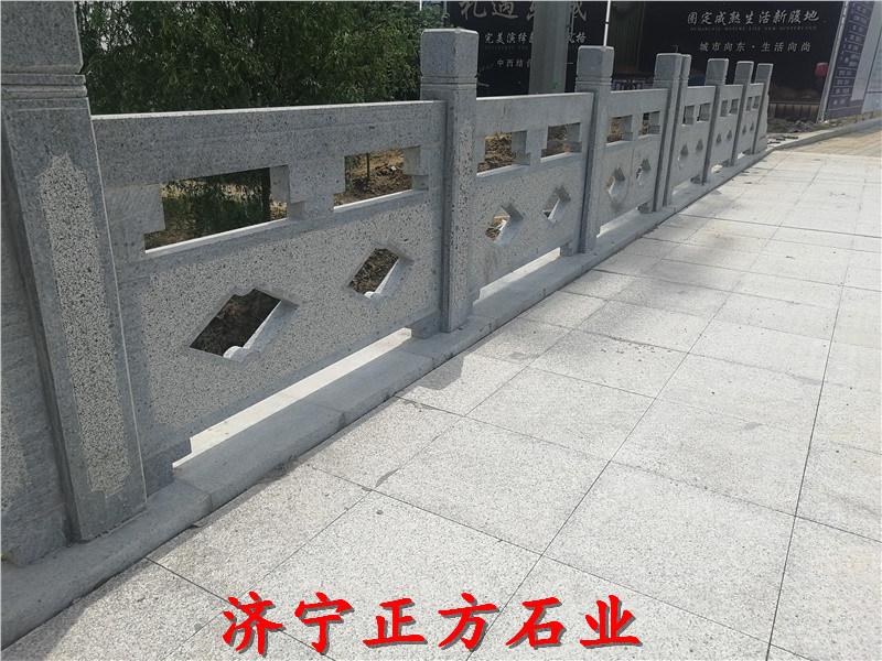 武城石雕栏杆加工定做电话加工厂家一手货源