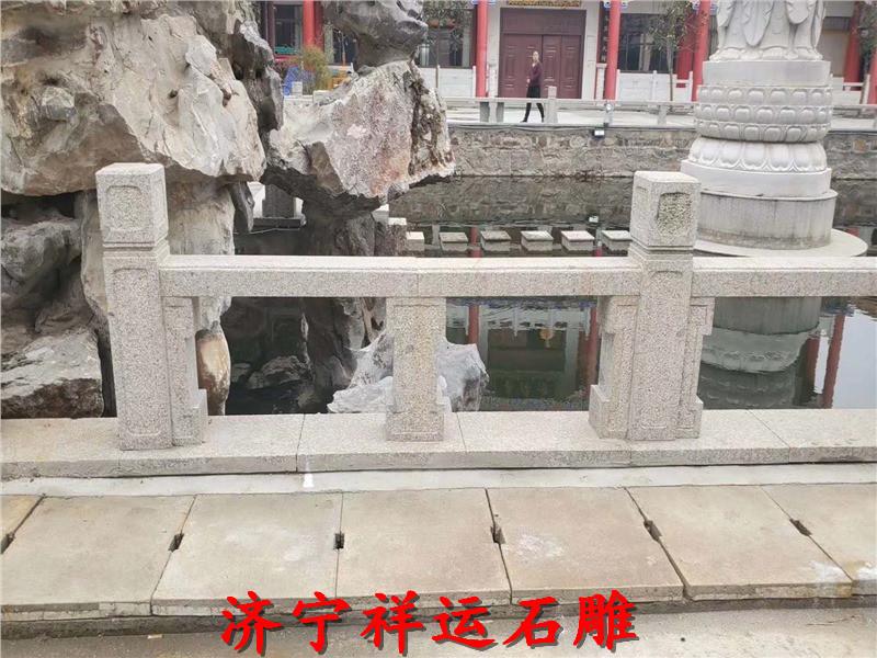 济南平阴石栏杆厂家公司详情点击