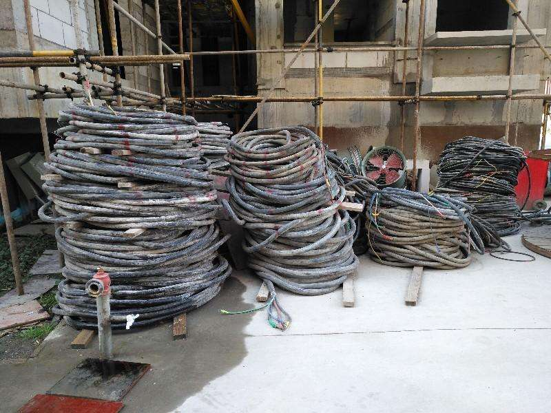 珠海金湾区全新电缆线回收公司专业上门回收电缆