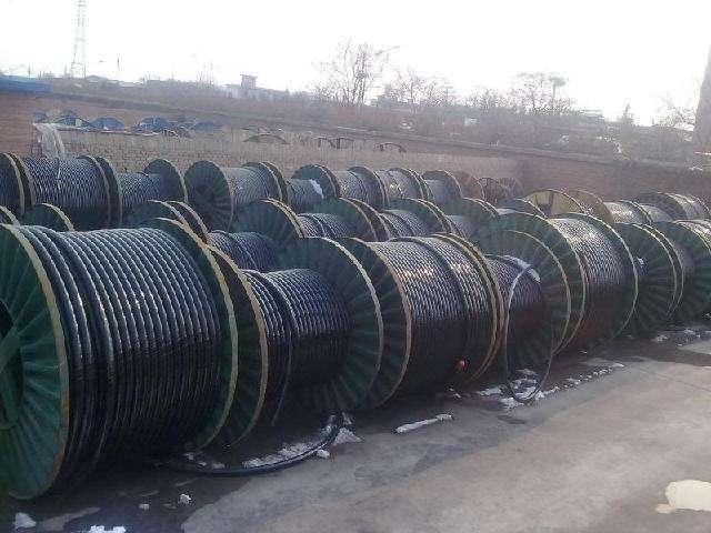 虎门镇全新电缆线收购多少钱一吨