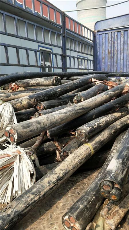东坑镇工厂闲置电缆线收购专业上门回收电缆