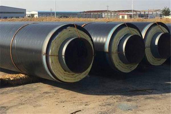 达州市内外滑动钢套钢保温钢管定制厂家