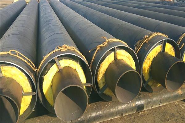 雅安市热力工程用聚氨酯直埋保温钢管专业厂家