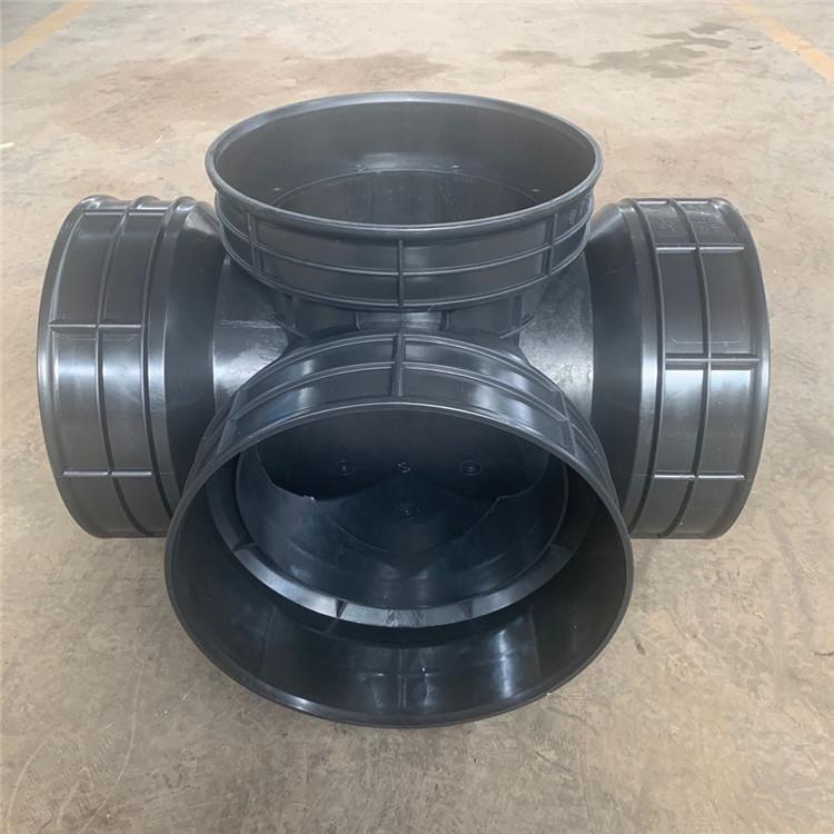 内蒙古大口径钢带增强螺旋波纹管用途