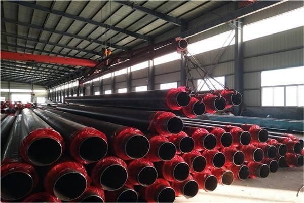 通榆热力聚乙烯外套聚氨酯保温螺旋焊管含税价格