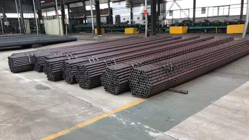 七台河茄子河Q345B无缝钢管现货供应
