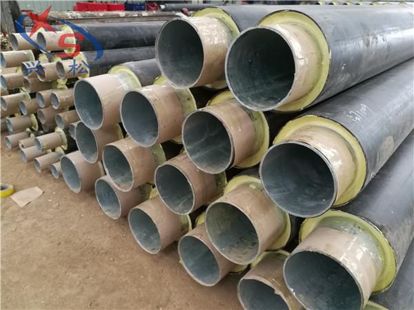 包河聚乙烯外套保温管专注管道行业