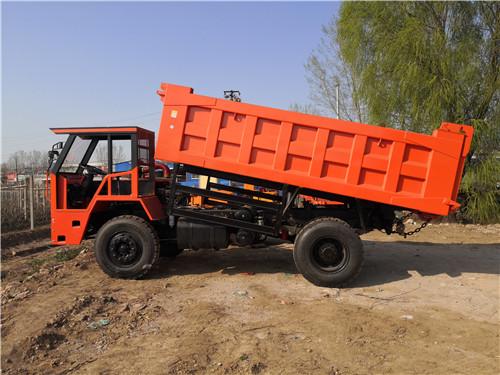 6吨矿用运输车带矿安证生产厂家-东坑