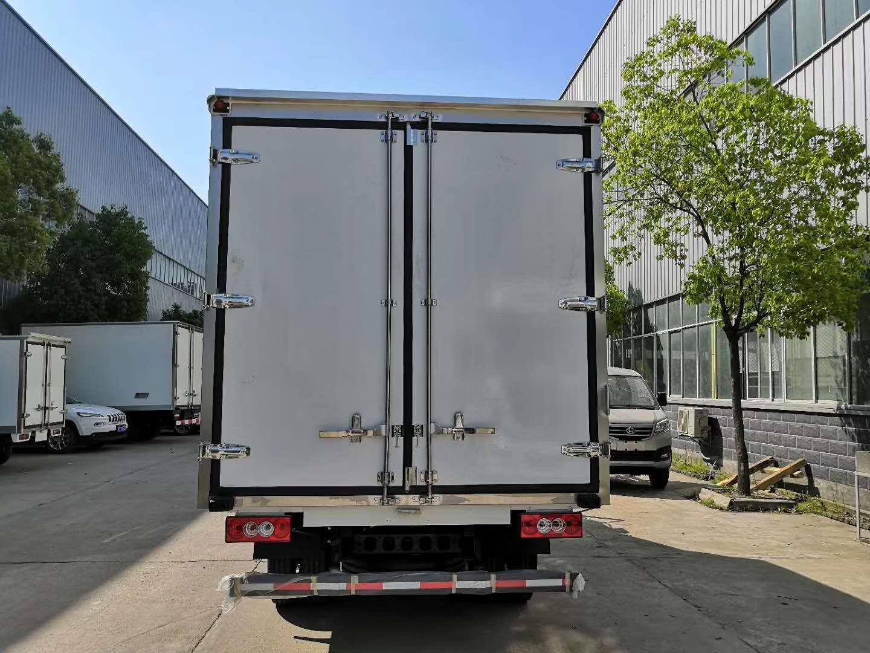 洛阳市天锦68米冷藏车冷藏车工厂,全国价