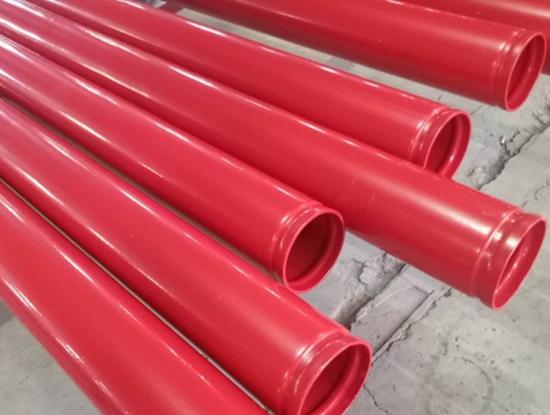 海淀-给水用内外涂塑钢管价格优惠