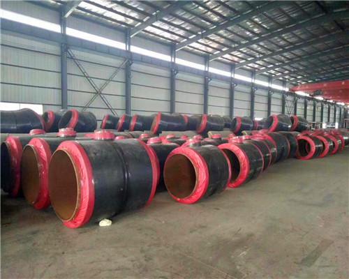 蒸汽输送复合岩棉保温钢管@529*6零售价格