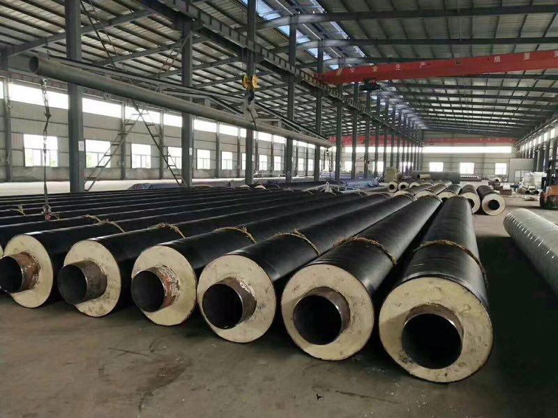 426*12地埋保温钢管多少钱一支