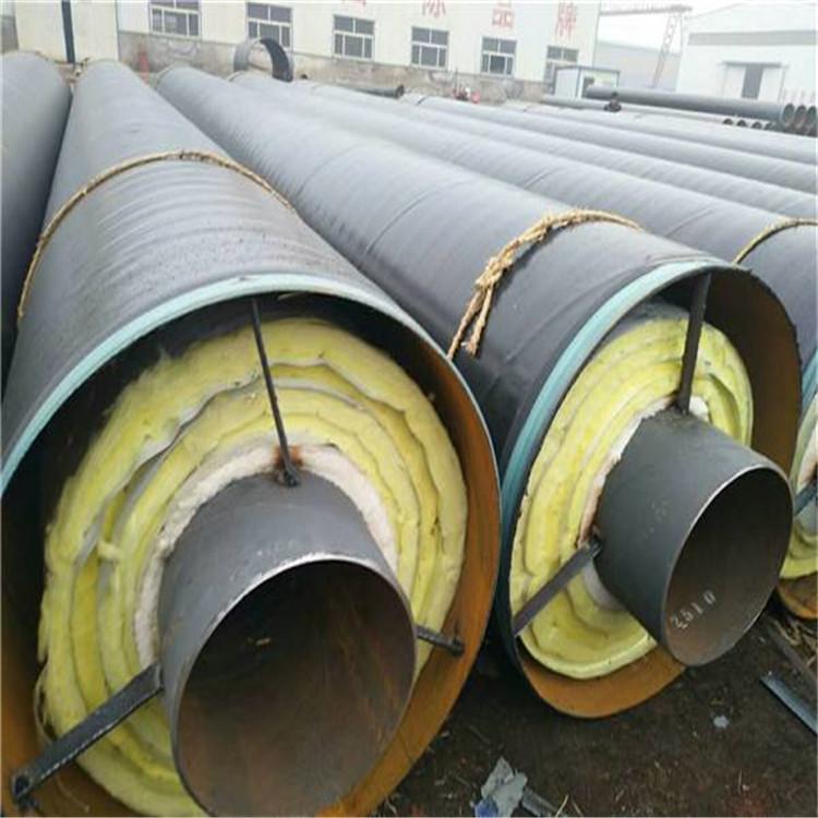 万安预制直埋保温钢管联系地址可按图纸生产