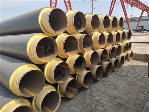 佳木斯市聚氨酯保温直缝管钢管的价格