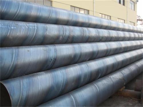 滁州市燃气管道工程螺旋管生产厂家