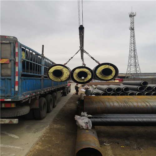 霸州外滑动钢套钢地埋蒸汽保温管道采购须知