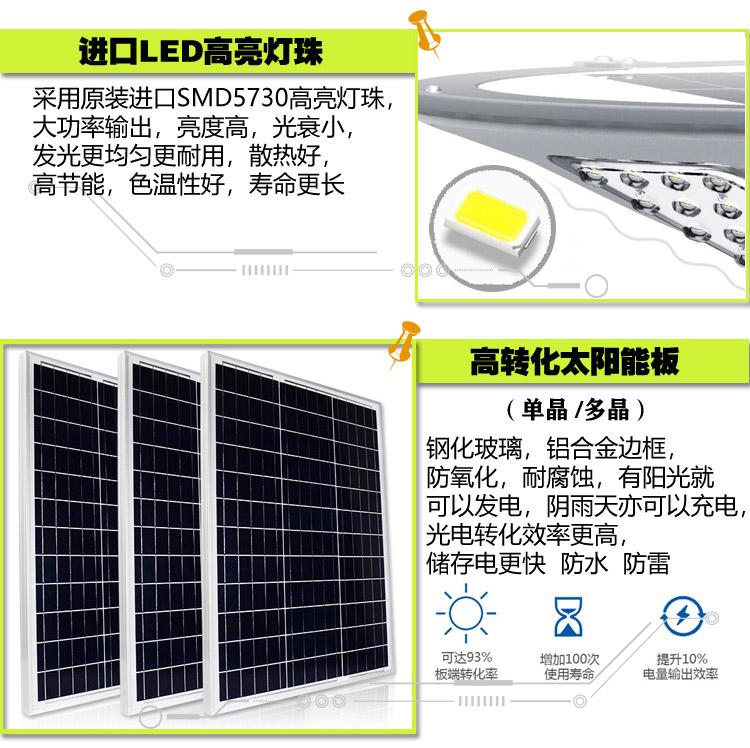金普新区保税区太阳能路灯12v散件在哪里?