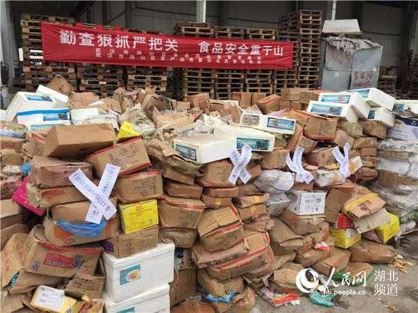 珠海斗门区冷冻食品销毁处置相关信息