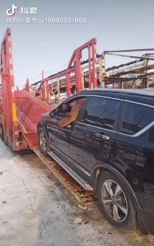 喀什汽车托运到恩施物流公司