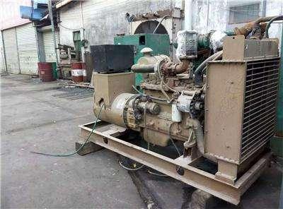 东莞南城区康明斯发电机回收公司