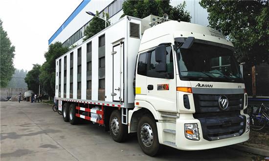 赣州市欧曼大型猪仔运输车咨询