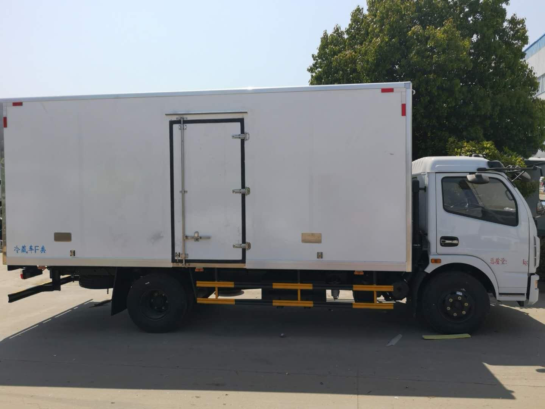 厦门市国六欧马可4.2米冷藏车工厂直销