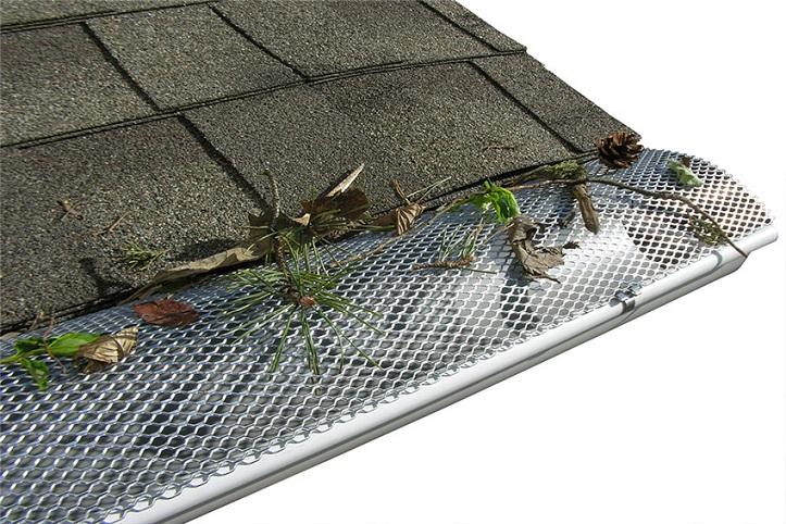 哈尔滨道里房檐雨水槽 半圆形檐沟 安全耐用
