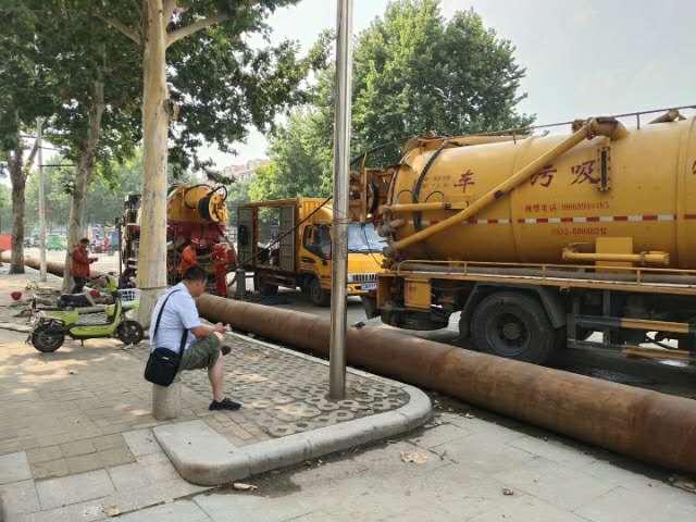 李沧区下水道清淤检测一步到位