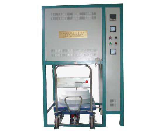 高溫電爐-六安金安真空管式高溫爐