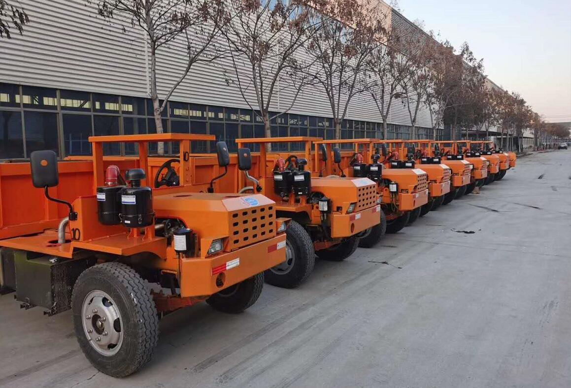 优惠促销海东平安四不像矿用运输车4吨 8吨 5吨生产厂家