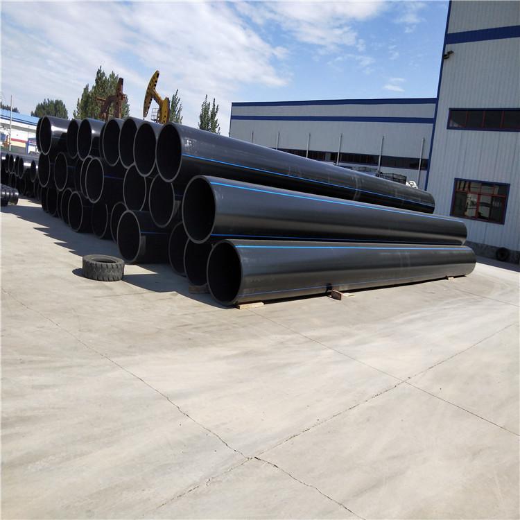 哈尔滨市方正县dn400钢带波纹管生产厂家 小区排水hdpe钢带管