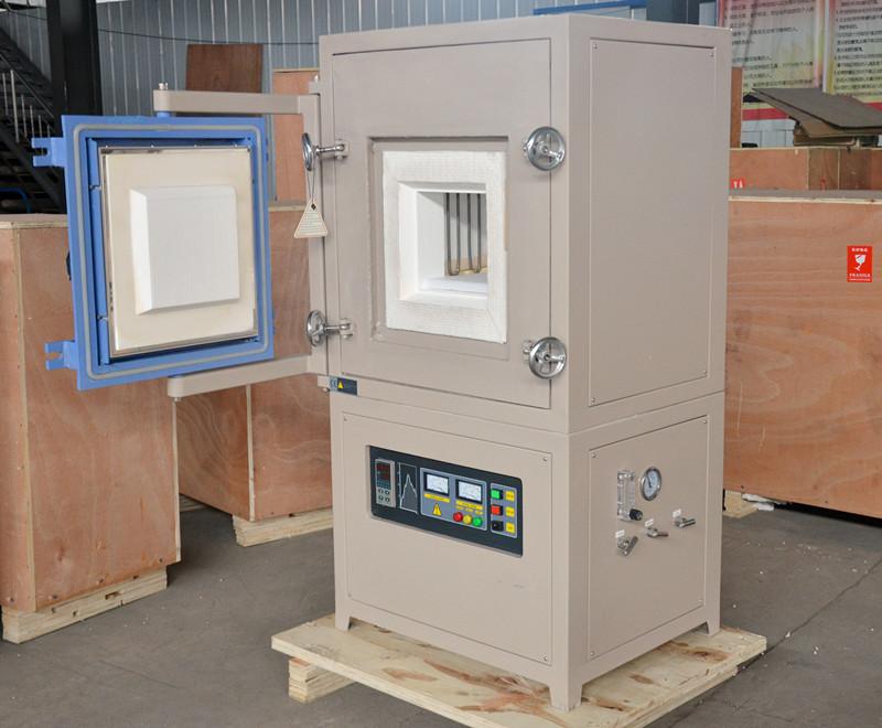 长沙芙蓉箱式高温气氛电阻炉1800摄氏度品牌积极进取