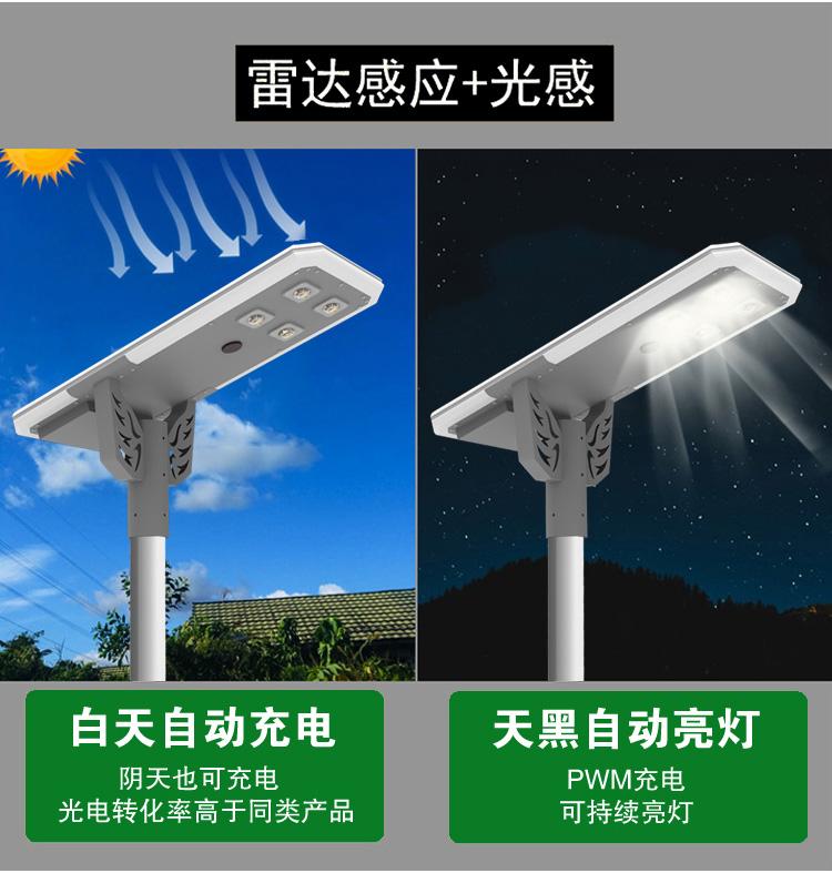 黔西南布依族苗族自治州太阳能路灯在寒冷天气下使用正常吗详情