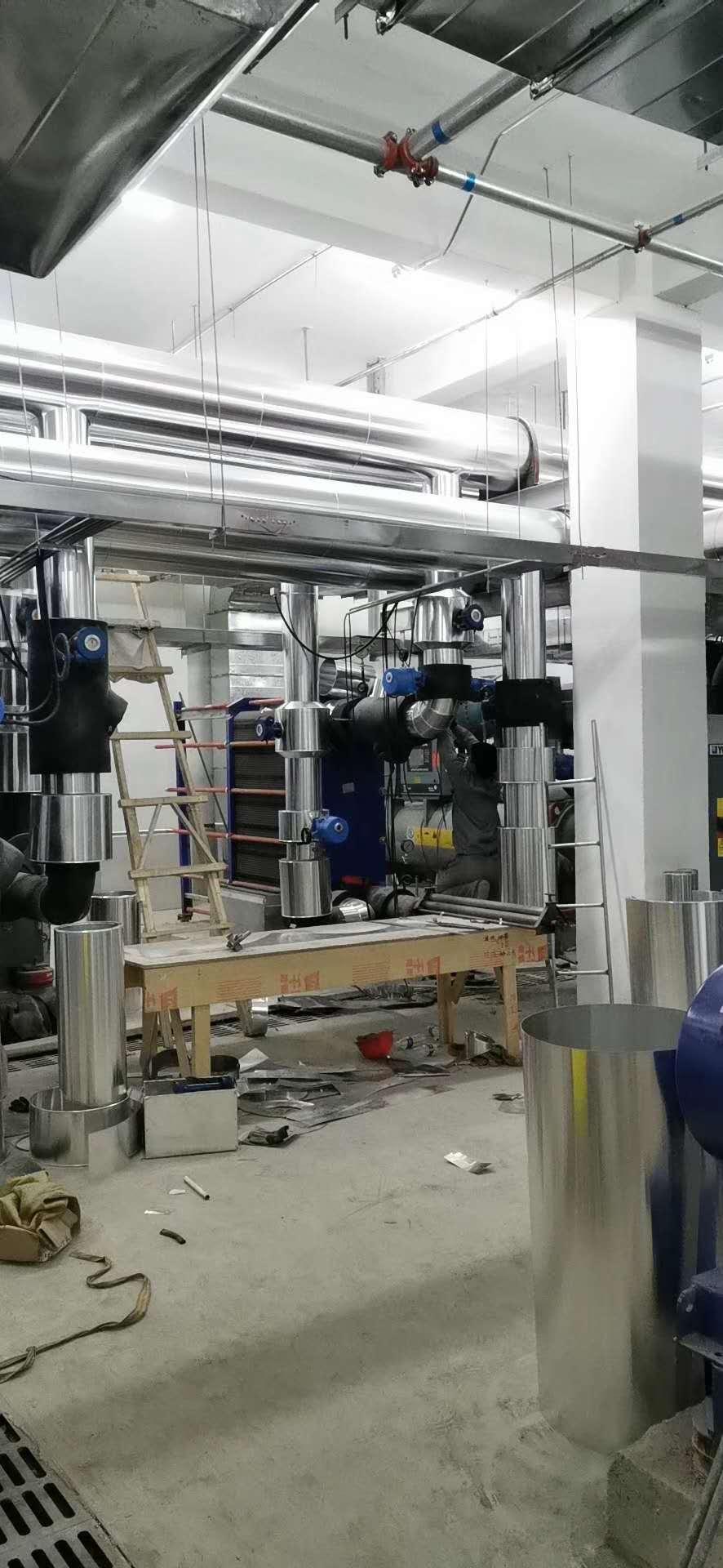 岳阳华容不锈钢罐体保温哪里专业--罐体保温安装公司